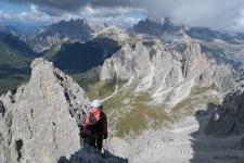 Il Gobbo, Candinigruppe, Dolomiten