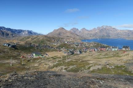 Tasiilaq, Perle von Ostgrönland