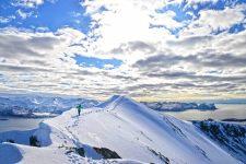 Husfjellet, Norwegen