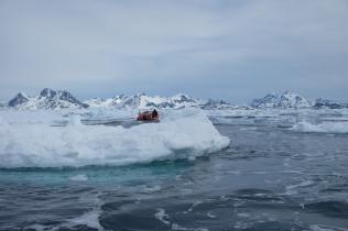 Ostgrönländische Küste